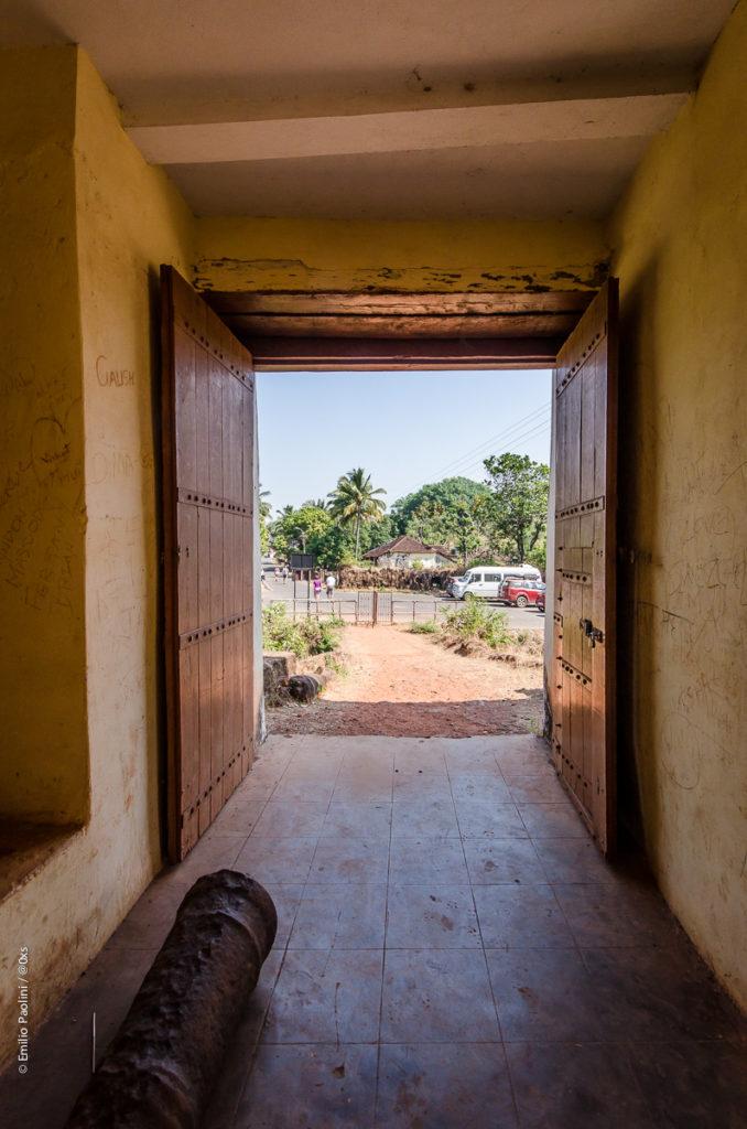 Fort Cabo de Rama
