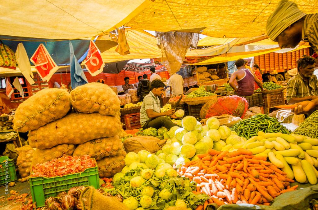 Chaudi Market