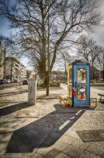 BücherBoxx am Földerichplatz